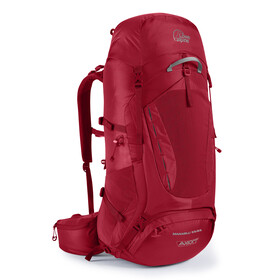 Lowe Alpine Manaslu 55:65 Backpack Men red